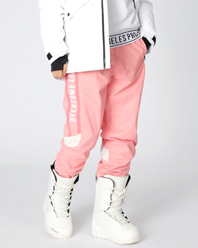 DRAW JOGGER _ PINK