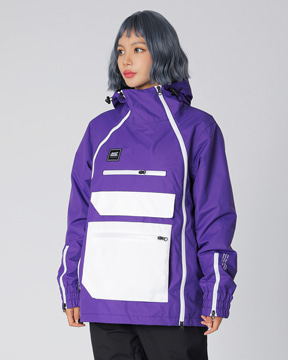 ALPION JACKET _ PURPLE