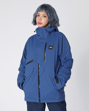 FIELD JACKET _ BLUE