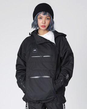 ALPION JACKET _ BLACK