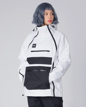 ALPION JACKET _ WHITE
