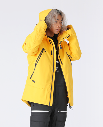 SPIRE JKT - YELLOW